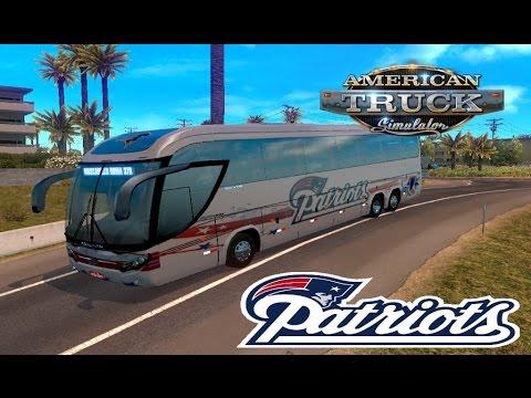 Mascarello Roma 370 New England Patriots Skin