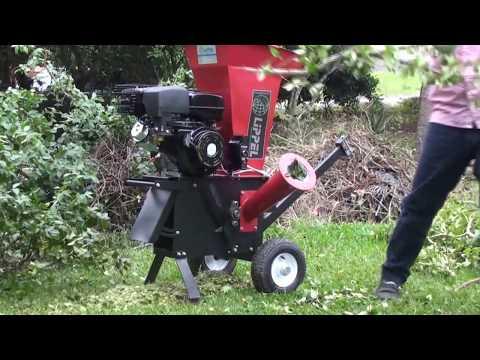 Triturador de Galhos TF-100