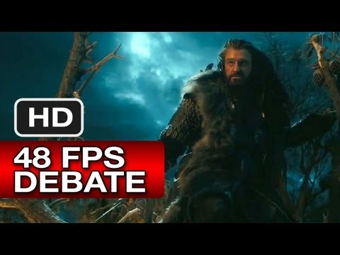 Epic Movie Review – The Hobbit: An Unexpected Journey – The 48 FPS Discussion (2012) Peter Jackson Movie HD