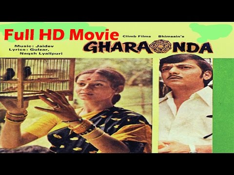"Gulzar""s Gharaonda 1977 Full Length Movie"