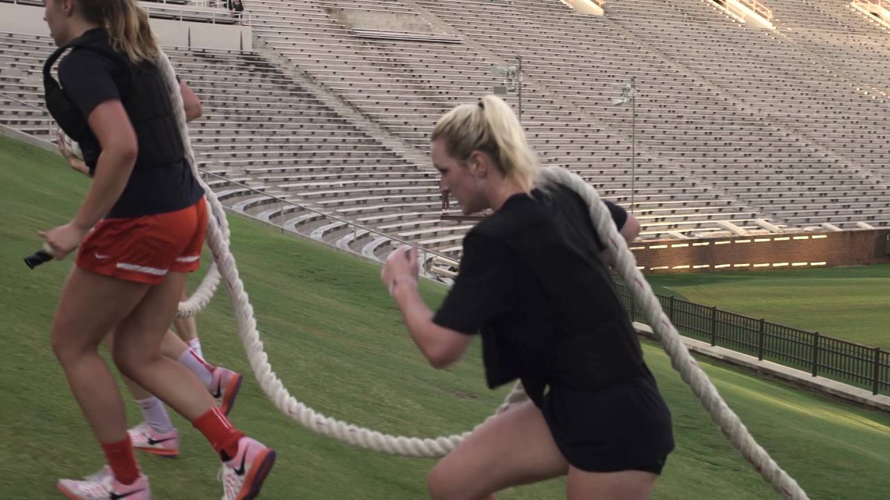 Clemson Volleyball 2016 Intro Video