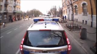 Jazda bez trzymanki! – czyli policja, jako piraci drogowi
