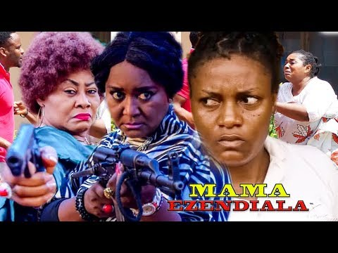 Mama Ezendiala Season 1&2 - Ebelle Okaro|2018 Latest Nigerian Nollywood Movie