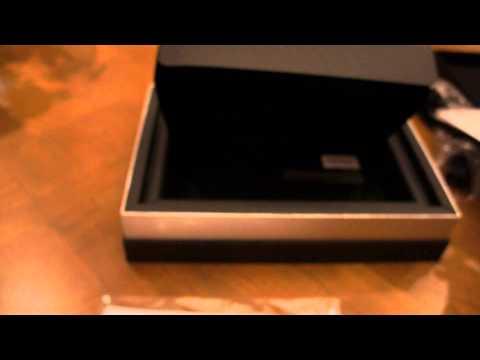 HP Spectre X360 unboxing