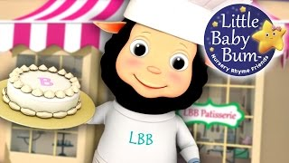 Little Baby Bum | Pat-a-Cake | Nursery Rhymes for Babies | Videos for Kids