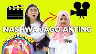 Video Wuihhh Ternyata Nashwa Jago Akting Loh! - I Want To Know (17/2) PART 2 MP3, 3GP, MP4, WEBM, AVI, FLV Juni 2019