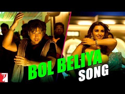 BOL BELIYA SONG LYRICS & VIDEO | SUNIDHI CHAUHAN | SIDDHARTH MAHADEVAN