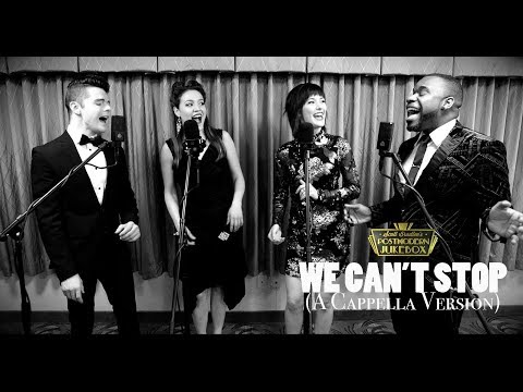 """Miley Cyrus  """"We Can't Stop"""" Cover by Scott Bradlee's Postmodern Jukebox"""