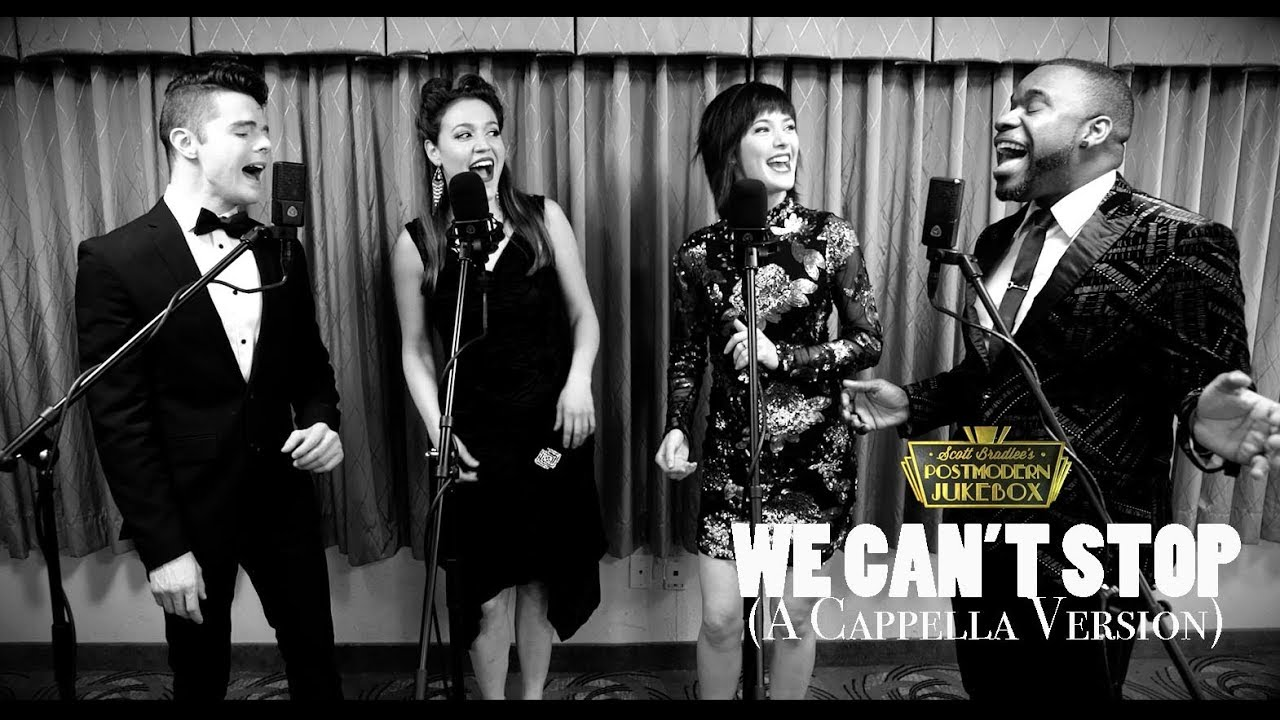 We Can't Stop (Acapella Version) – Miley Cyrus ('50s Style) Postmodern Jukebox