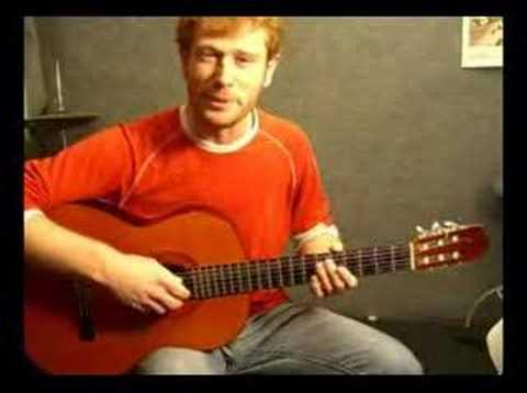 Com afinar una guitarra