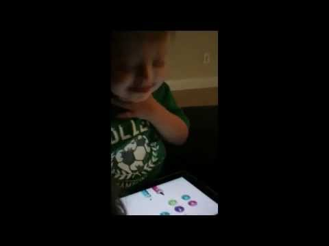 Ver vídeo Síndrome de Down: ABC Pocket Phonics App