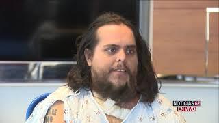 Hombre sufre la enfermedad llamada hombre elefante – Noticias 62 - Thumbnail