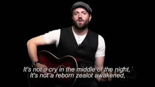 "Klezmer musician Daniel Kahn performs the moving song, which he translated with a little help from his friends. ""הללויה"" פֿון לענאָרד כּהן אויף ייִדיש (איבע..."