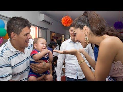 Recorrido de la señorita Colombia en Cúcuta