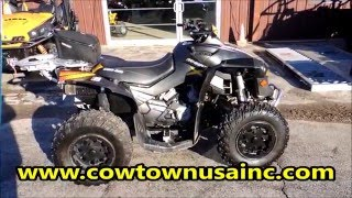6. 2008 CAN AM Renegade X 800