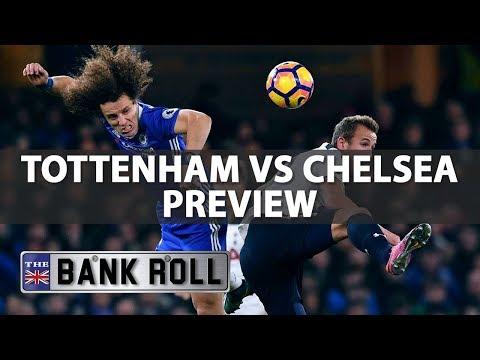 Tottenham vs Chelsea   Premier League Football Predictions   20/08/17