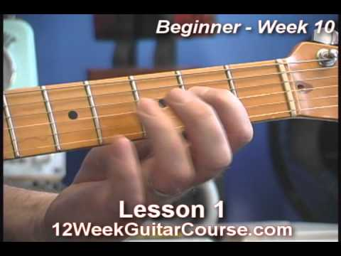 Guitar Lessons For Dummies Beginner Week 1 Lesson 1