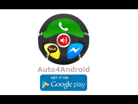 Video of Auto 4 Android™Message Reader