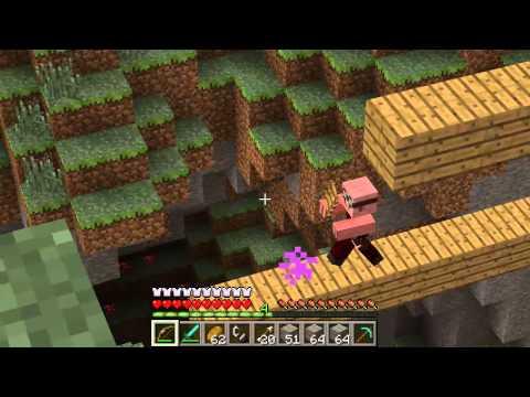 Let's Play Minecraft - Invasion Mod - Episode 1 - That's A Lot Of Mobs...