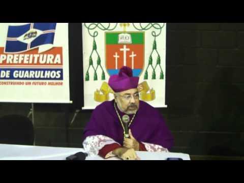 Mensagem Final de D. Joaquim Justino Carreira no dia da posse