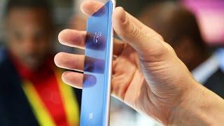 Быстрый обзор изогнутого смартфона Xiaomi Mi Note 2