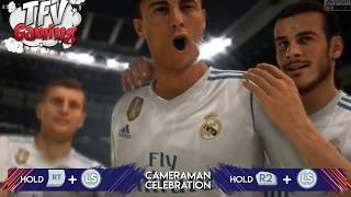 Video FIFA 18 ALL CELEBRATIONS TUTORIAL | Xbox and Playstation MP3, 3GP, MP4, WEBM, AVI, FLV Desember 2017