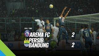 Video [Pekan 4] Cuplikan Pertandingan Arema FC vs Persib Bandung, 15 April 2018 MP3, 3GP, MP4, WEBM, AVI, FLV September 2018