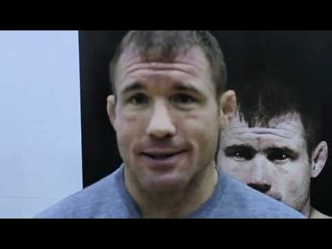 Matt Hughes Talks UFC 123 Trilogy with BJ Penn