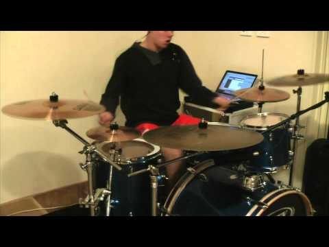 Drum Cover - Yahweh - Hillsong United