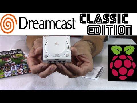 Sega Dreamcast Classic Edition PI 3  \