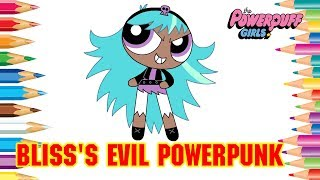 Download Lagu Powerpuff Girls Coloring Book Pages Bliss S Evil