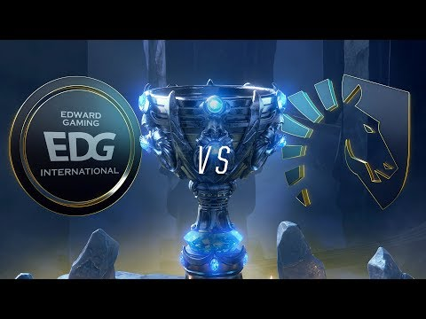 EDG vs TL | Worlds Group Stage Day 7 | Edward Gaming vs Team Liquid (2018)