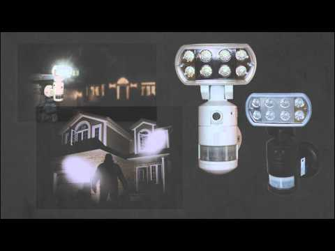 Versonel Nightwatcher Pro Robotic Security Lighting