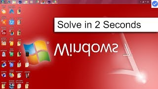 like on fb https://www.facebook.com/Technical-Cap-253096581825502/ how to rotate your computer screen 90 degrees in windows 7, windows 8 and windows 10. your...