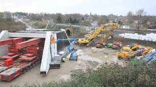 Amazing Technology: Rail Bridge Replacement