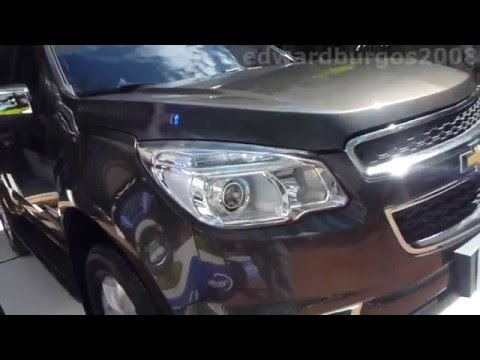 2014 Chevrolet Trailblazer Ltz 2014 video review Caracteristicas venta versión Colombia
