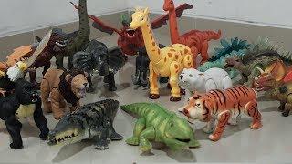 Video Mainan hewan bisa jalan dan suara gajah, unta, buaya, katak, kadal MP3, 3GP, MP4, WEBM, AVI, FLV Maret 2019