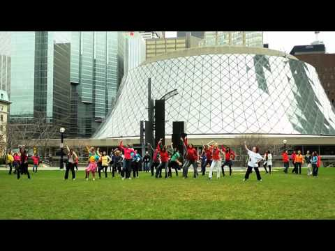 Int'l Dance Day 2011 Flashmob