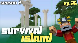 Minecraft Xbox 360: Survival Island - Season 2! (Ep.26 - Beacon Shrine!)