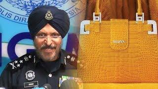 Video Ultra-luxury Bijan bag seized from Najib-linked condos MP3, 3GP, MP4, WEBM, AVI, FLV September 2018