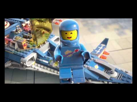 Lego Movie 4D