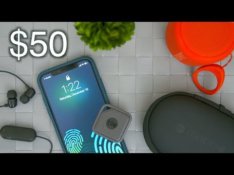 Video Last Minute Tech Gifts Under $50! download in MP3, 3GP, MP4, WEBM, AVI, FLV January 2017