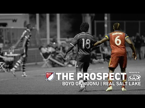 Video: Boyd Okwuonu hits the field running | The Prospect: Episode 2