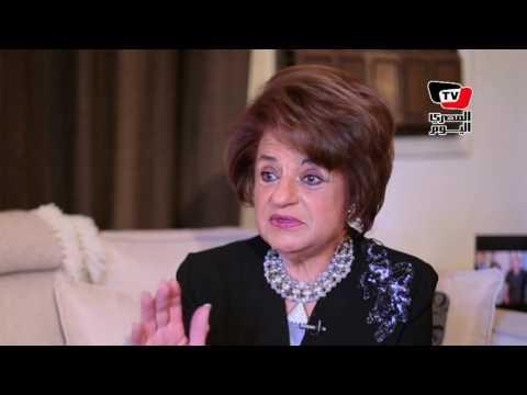 منى مكرم عبيد عن «انتخابات ٢٠١٠»: فوجئت بتعديل النتيجة لصالح مرشح «الوطني»
