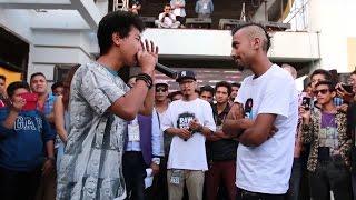 Tayahang VS Donsai - Raw Barz - Grand Finale (Off-League Rap Battle)