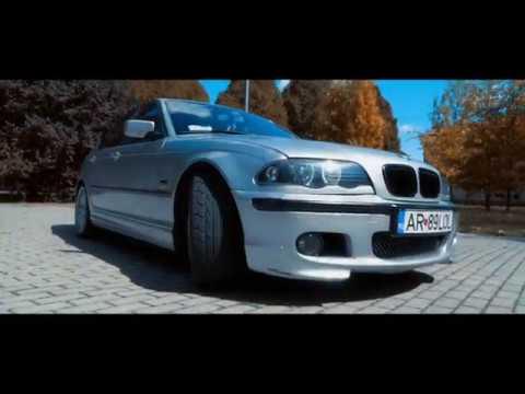 BMW E46 320D  Cinematic Look Presentation. [TUNING BMW]