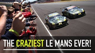Join us as we head to Le Mans for the greatest 24 hour race on the planet! Huge thanks to Aston Martin for having us for the weekend.SUBSCRIBE to WTF1 http://bit.ly/WTF1Subscribe----- Follow WTF1 -----Subscribe to WTF1: http://bit.ly/WTF1SubscribeOn our website: http://www.wtf1.comOn Facebook: http://www.facebook.com/wtf1officialOn Instagram: https://www.instagram.com/wtf1official/On Twitter: http://www.twitter.com/wtf1official----- Music by -----Song: Tobu - Candyland [NCS Release]Music provided by NoCopyrightSounds.Watch: https://youtu.be/IIrCDAV3EgISong: Lostboy & Slashtaq - Elysium [NCS Release]Music provided by NoCopyrightSounds.Watch: https://youtu.be/QmzWdrvFKdMhttps://youtu.be/IIrCDAV3EgI