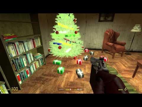 ŚWIĄTECZNY PROP HUNT - Garry's Mod Prop Hunt (видео)
