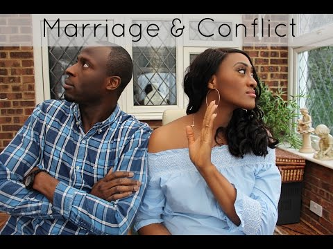 Marriage And Conflict | #samandbibi | Couples Conversation