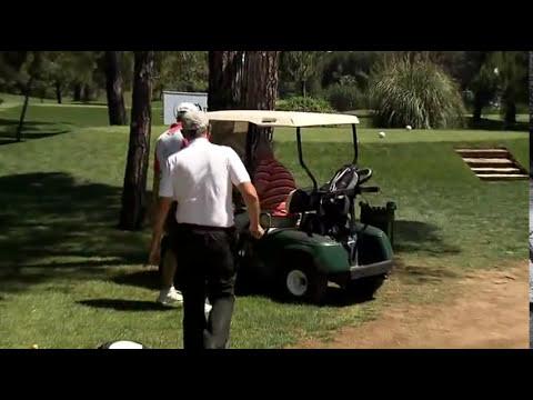 Funny Golf Ruling